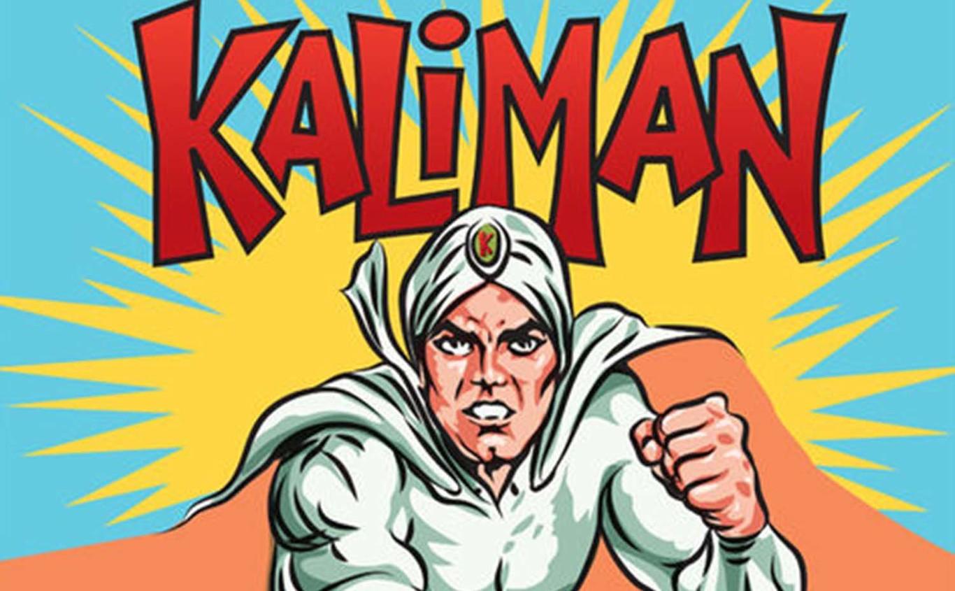 Kalimán regresa con cómic, caricatura, videojuego y podcast