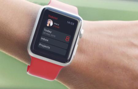 Después del adelanto: Todoist llega de forma oficial al Apple Watch