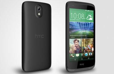 Así podría ser el HTC A50C, el nuevo buque insignia de la gama Desire