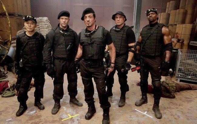 Imagen de 'Los Mercenarios'