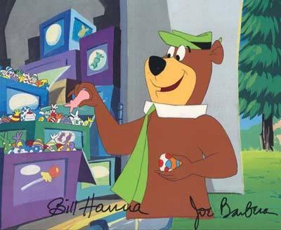 El oso Yogui también da el salto al cine