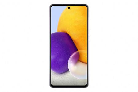 Samsung Galaxy A72 Display