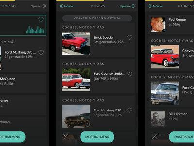 Así puedes utilizar la aplicación Dive para identificar decenas de coches en películas como 'Bullitt'