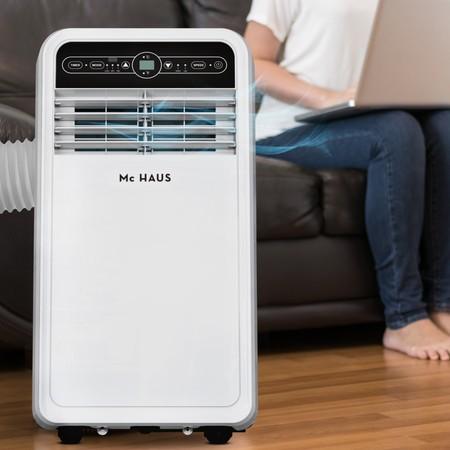 Este aire acondicionado sin instalación es de los más vendidos en eBay y este fin de semana puedes comprarlo por sólo 169,99 euros