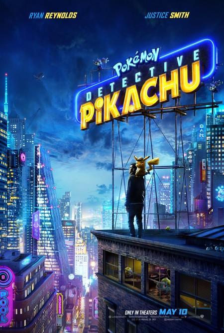 Detective Pikachu - Póster