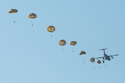 parachute from C-1 - Nyuutabaru 2007