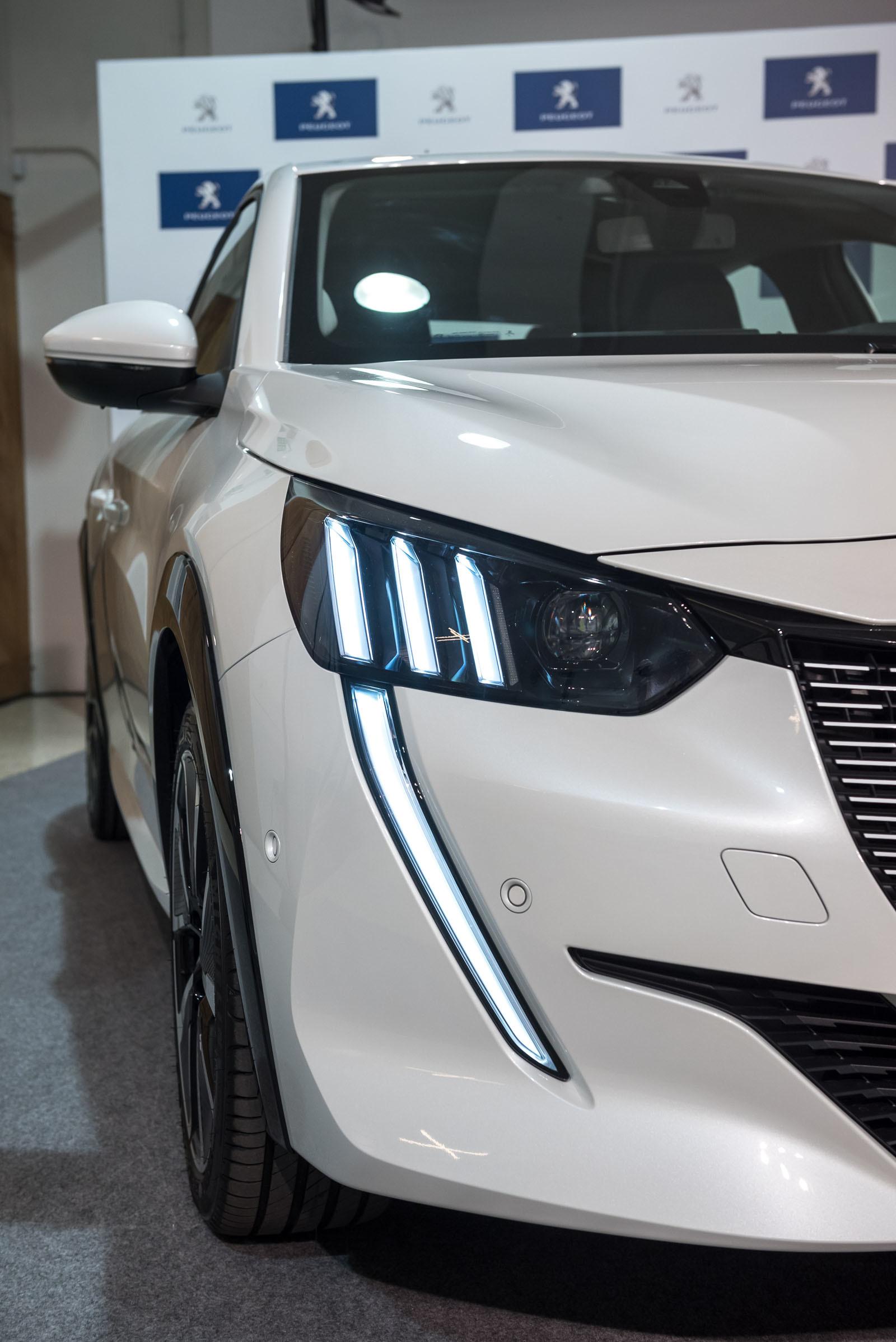 Foto de Peugeot 208 y e-208 2019 (presentación estática) (57/64)