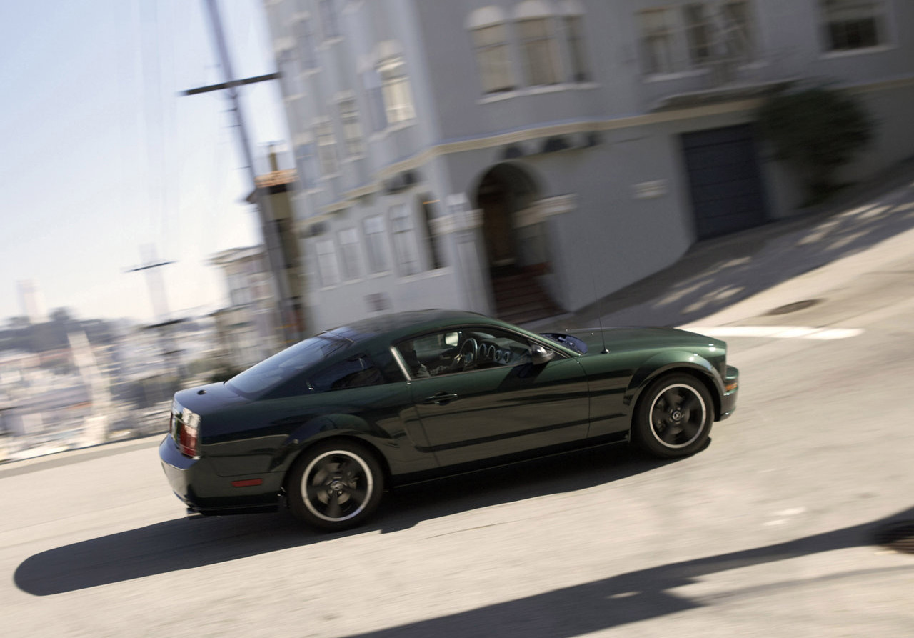 Foto de Ford Mustang Bullitt 2008 (8/17)
