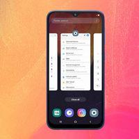 Samsung Galaxy A10, el más modesto de la serie A presume de pantalla pero solo tiene 2 GB de RAM