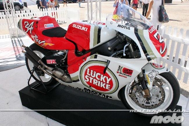 Moto Kevin 34 Lucky Strike