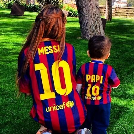 Para familia <em>cuqui</em>, la de Messi