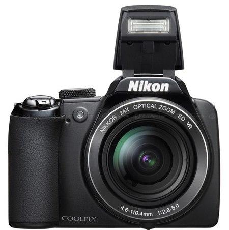 Nikon P90, con alma de réflex
