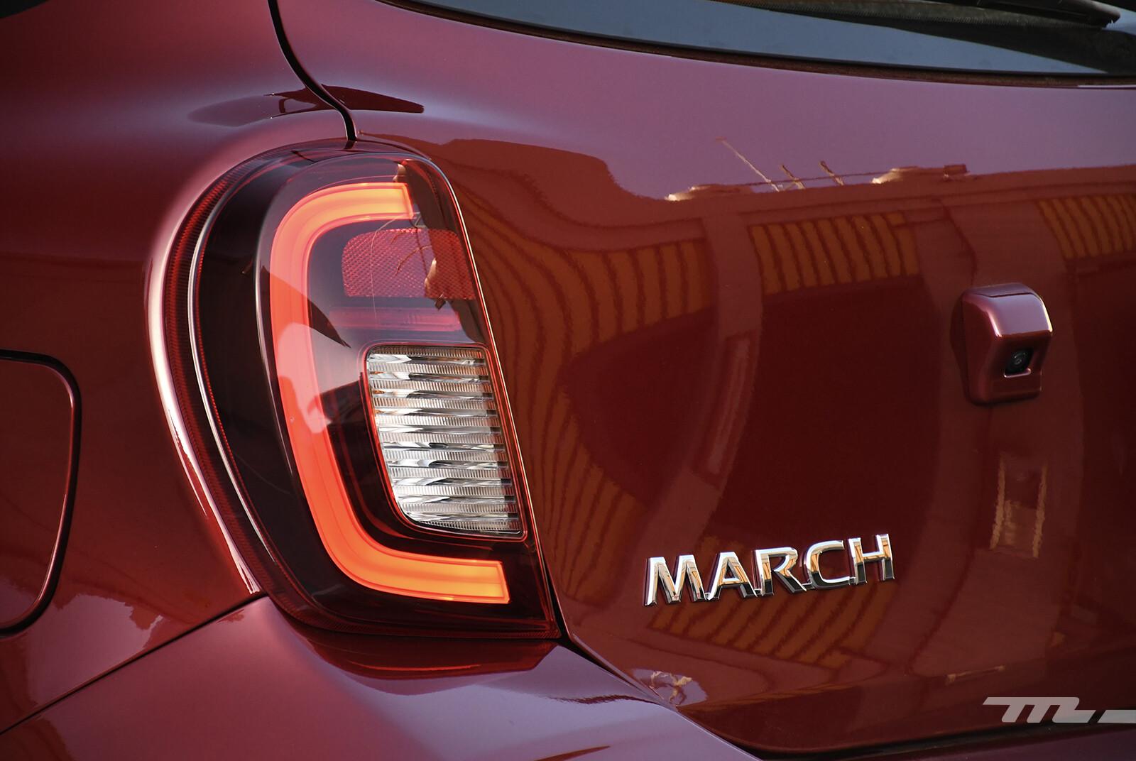 Foto de Nissan March 2021 (prueba) (20/34)