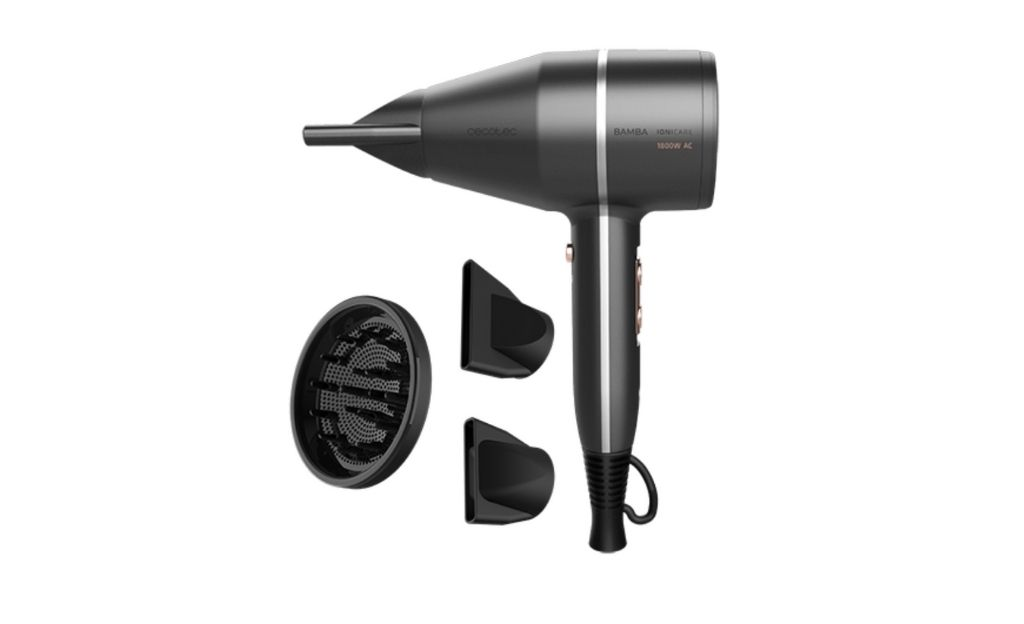 BAMBA IONICARE 5500 POWERSTYLE - secador de pelo