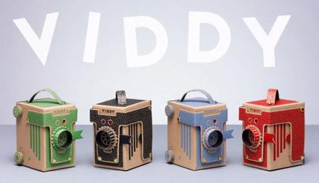 Con Viddy podemos fabricar nuestra propia cámara estenopeica en 30 minutos