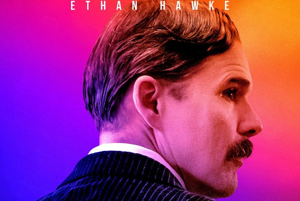 'Tesla': Ethan Hawke brilla en una atrevida pero irregular película sobre el mítico inventor