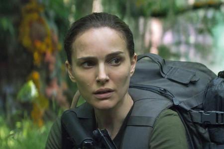Aniquilacion Natalie Portman