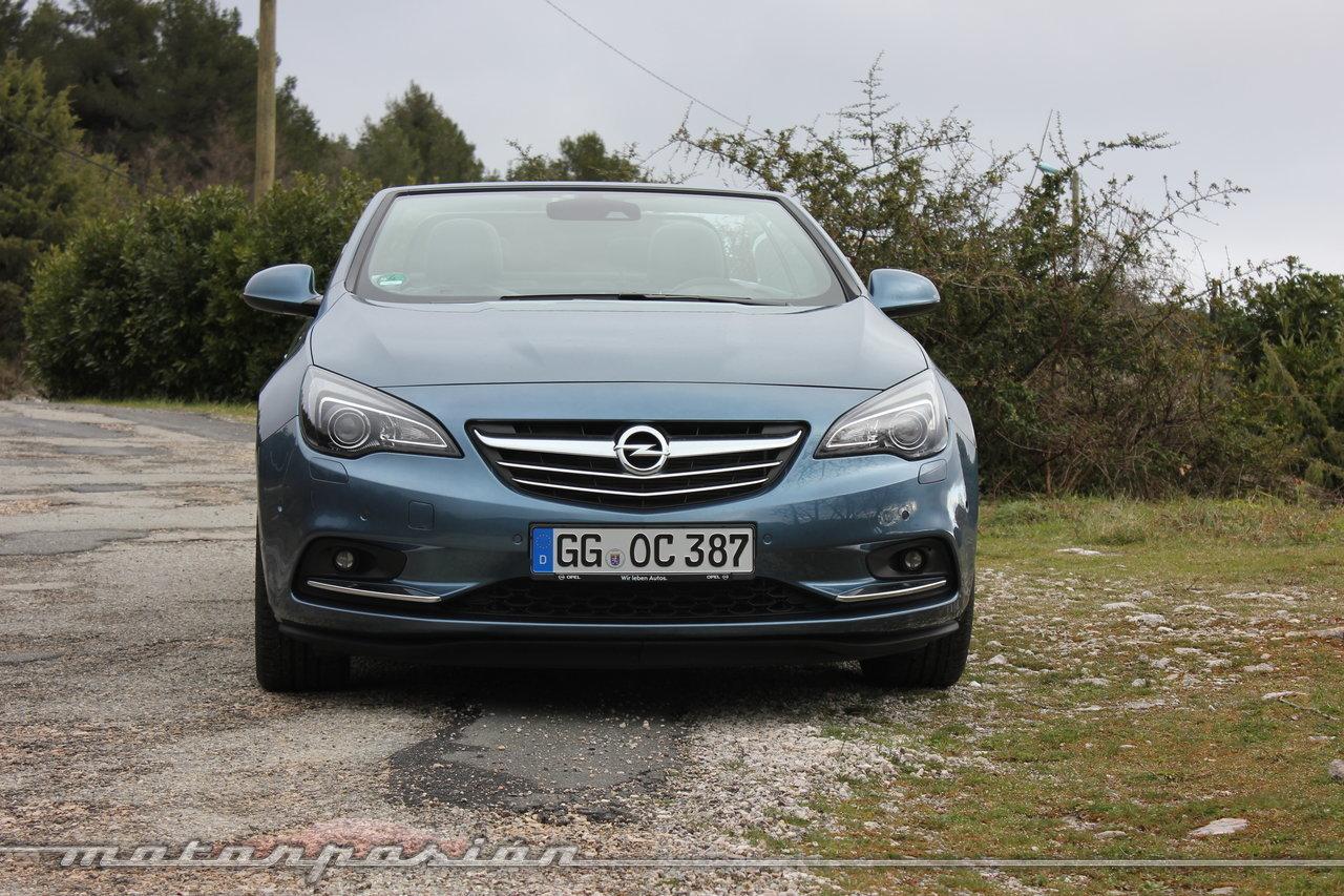 Foto de Opel Cabrio 2013 (presentación) (27/52)
