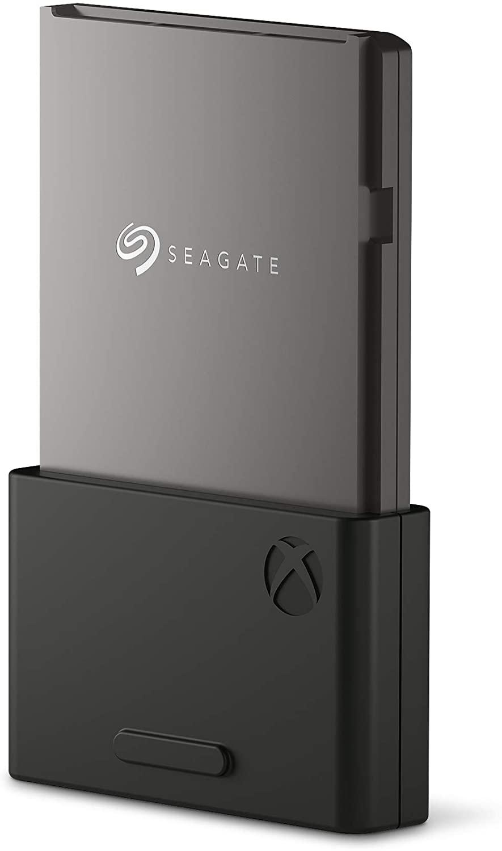 Seagate Tarjeta de expansión de Almacenamiento para Xbox Series X|S Unidad de Estado sólido de 1 TB - SSD de expansión NVMe para Xbox Series X|S