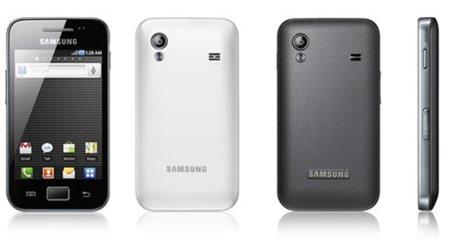 Samsung Galaxy Ace S5830 es oficial