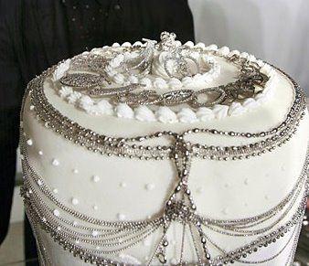 Una joya de tarta