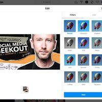 La subida de fotos a Instagram desde el navegador ya está disponible para algunos usuarios: así funciona