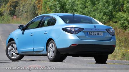 Renault Fluence Z.E., prueba (conducción y dinámica)
