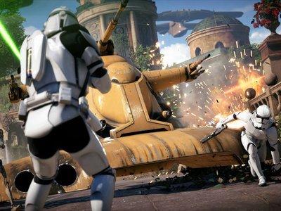 La beta abierta de Star Wars Battlefront II tendrá lugar en octubre