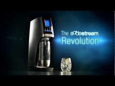 Sodastream Revolution, tu propia soda en casa para tus cócteles