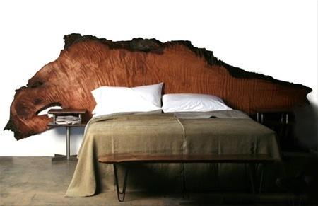 Urban Hardwoods: muebles de estilo rústico