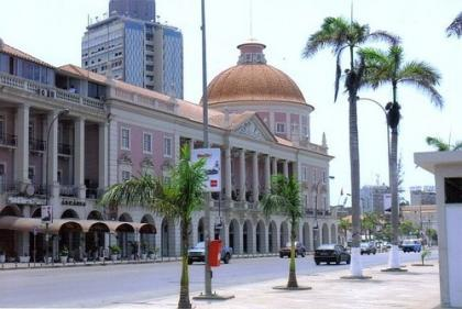 Angola se prepara para la Copa de Africa 2010