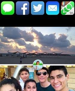 Selfie Vista para iOS, la moda de los selfies ... continúa