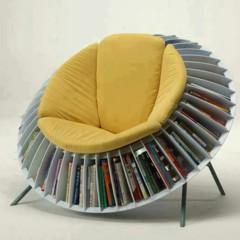 Foto 2 de 10 de la galería disenos-ideales-de-sillones en Papel en Blanco