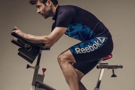 Nueva línea textil de Reebok para los amantes del spinning