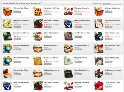 Más de 40 juegos gratuitos de Ensenasoft para iOS y OS X, sólo este fin de semana