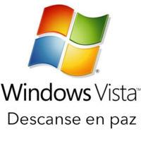 El soporte mediante actualizaciones a Windows Vista ya tiene fecha de caducidad