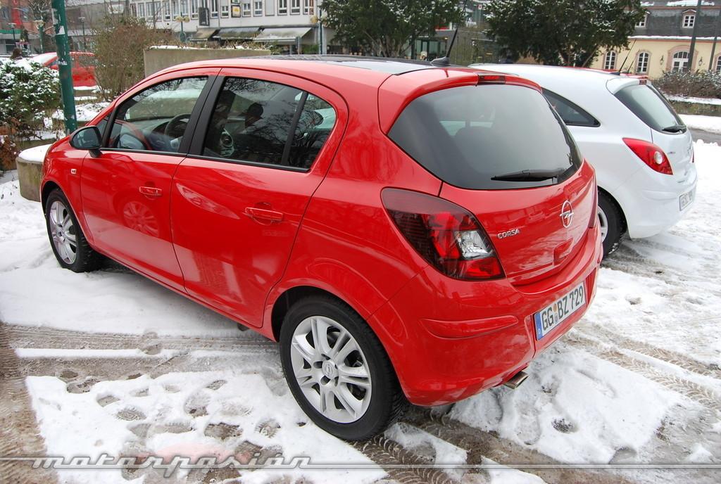 Foto de Opel Corsa 2010 (presentación) (19/37)