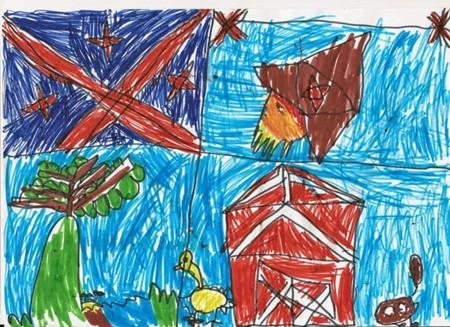 Nueva Zelanda Nueva Bandera 1