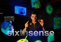 'SixthSense', la tecnología más alucinante que hayáis visto jamás
