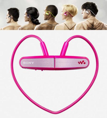 Walkman Serie W de Sony, adiós a los cables