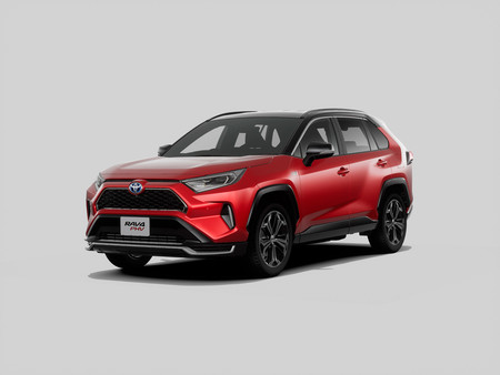 Toyota RAV4 PHEV, la versión que no tiene planes de llegar a México, pero que valdría la pena