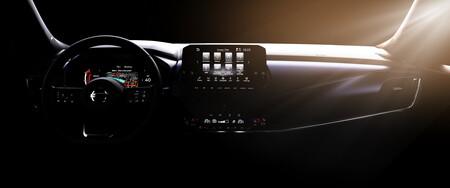 Nissan revela cómo será el interior del nuevo Qashqai y prácticamente es el mismo que el de Nissan X-Trail