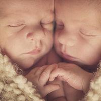 Mis primeras horas como madre de mellizos