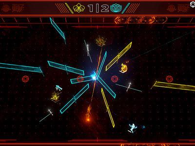 Los creadores de OlliOlli anuncian Laser League, un juego futurista de cuatro contra cuatro