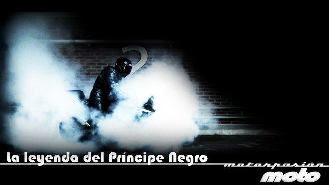 La leyenda del Príncipe Negro