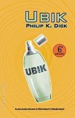 Reedición de Ubik, de Philip K. Dick
