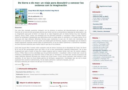 Window Y Libros Csic Libros Electronicos Del Consejo Superior De Investigaciones Cientificas Csic 2
