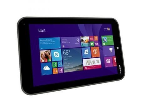Toshiba Encore, tablet 8 pulgadas con Windows 8.1, ya disponible en España a un precio de 299 euros