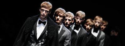 Gucci Otoño-Invierno 2013/2014: fiel a la elegancia masculina