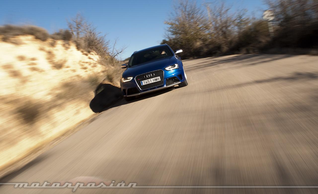 Foto de Audi RS4 Avant (prueba) (24/56)